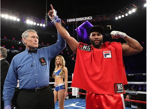 FILA Boxer Darmani Rock Claims Sixth Consecutive Victory in Las Vegas Bout