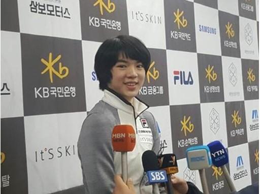 "Korea's ""Figure Skating Prince"" Jun-Hwan Cha Secures First Win at the 71st National Figure Skating Championship"