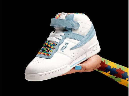 "FILA Partners With Shoe City for the Second Edition of the ""Puzzle Piece"""