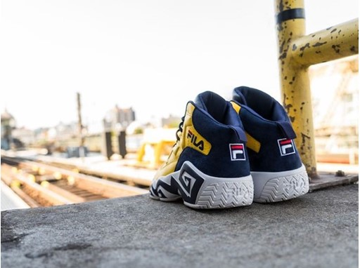 FILA Kicks Off the New Year with the Turnstile Pack