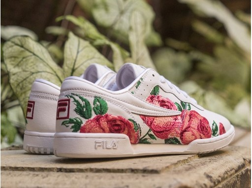 FILA Presents the First Women's Footwear Collection for Spring '18