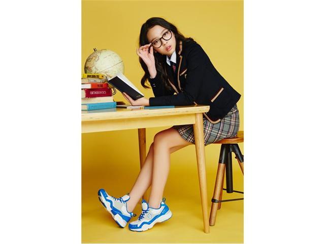 FILA Newsmarket : FILA KOREA, Shoes Campaign with Shin Dong