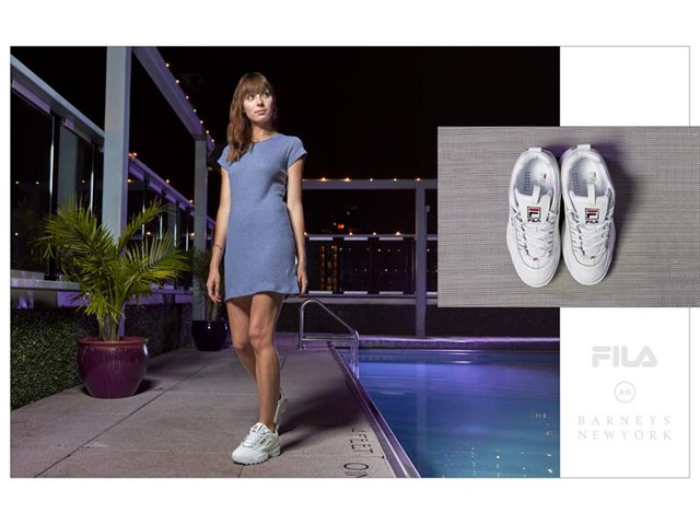 a30a03f15923 FILA Newsmarket : FILA Launches Women's Footwear Styles Exclusive to ...