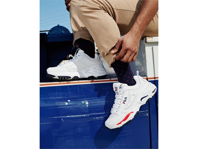 "FILA Newsmarket : FILA Launches ""Disruptor Future"" Footwear"