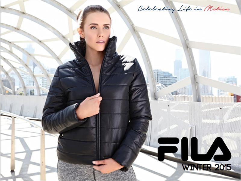 FILA Newsmarket : New Autumn/<b>Winter</b> 2015 Lookbook from FILA ...