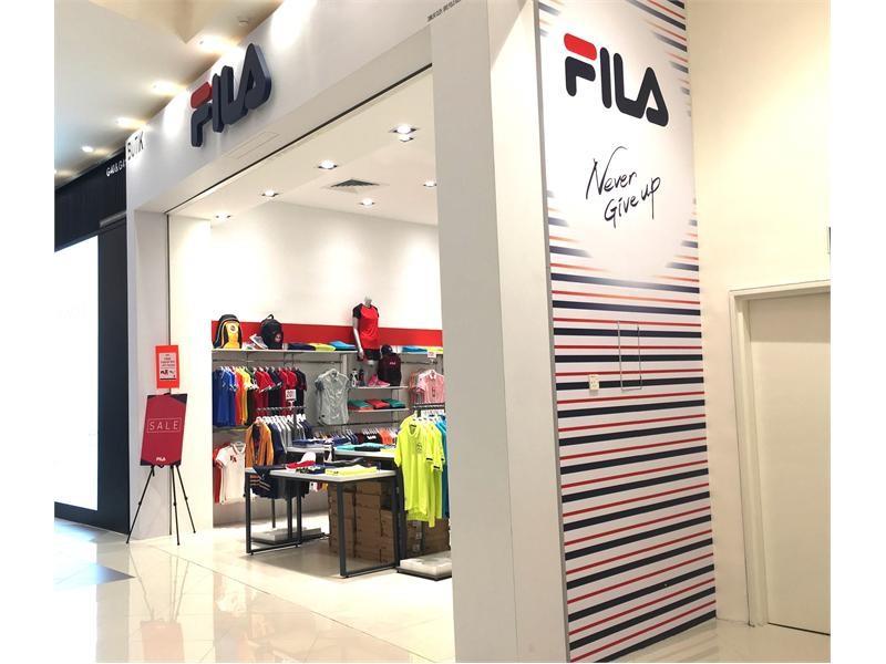 9b6083018609 FILA Newsmarket   FILA Opens New Storefront in Malaysia