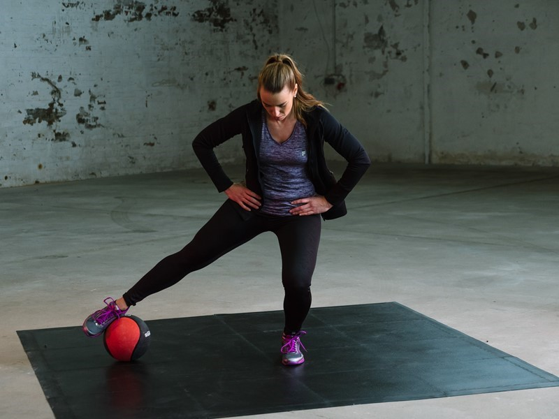 e32d0852261c FILA Germany Teams Up With Olympic Gold Medalist Tina Maze to Present the  Perfect At-Home Workout