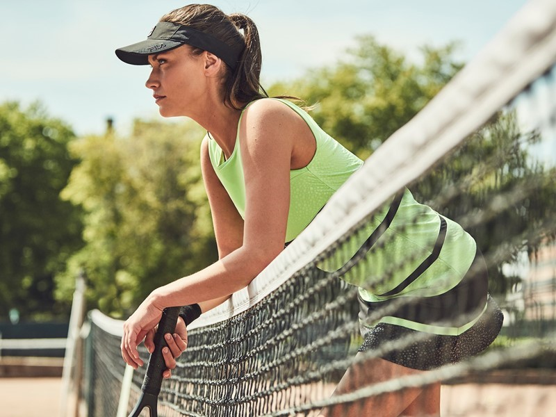 <b>FILA</b> Newsmarket : <b>FILA</b> Launches Women's Spotlight Set Tennis ...