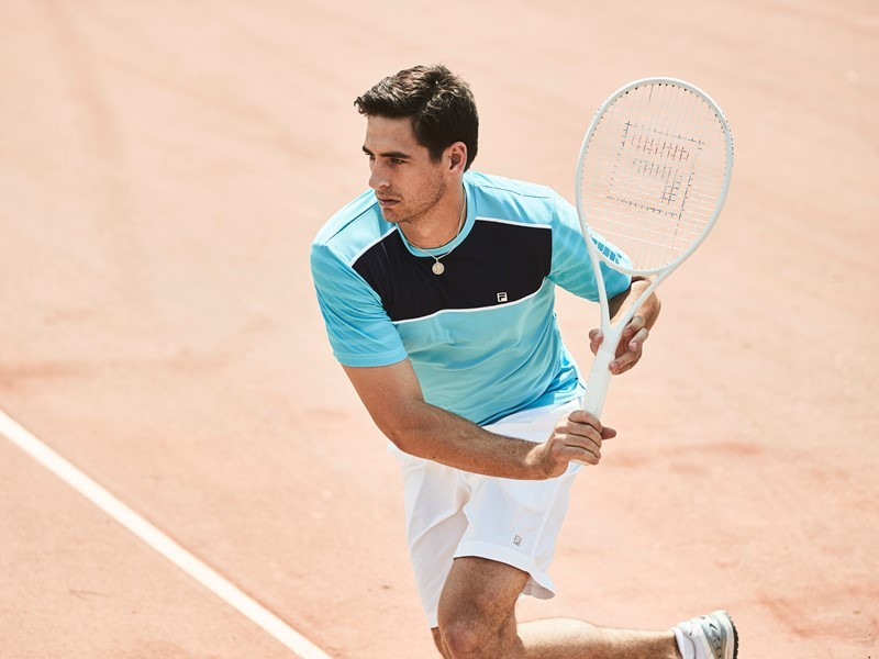 <b>FILA</b> Newsmarket : <b>FILA</b> Launches Men's Legend Tennis Collection