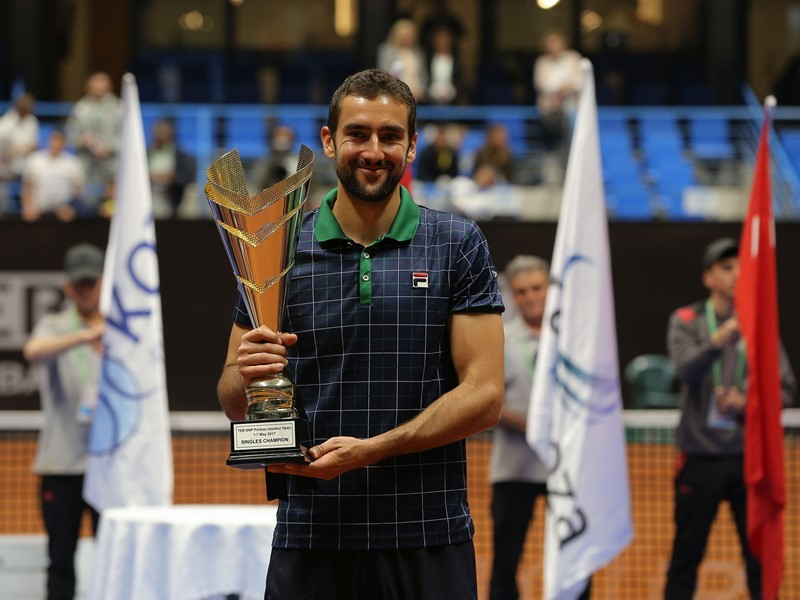 <b>FILA</b> Newsmarket : <b>FILA's</b> Marin Cilic Wins Istanbul Open Title