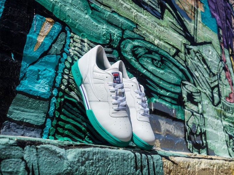 <b>FILA</b> Newsmarket : <b>FILA's</b> Colors Pack Launches July 14th