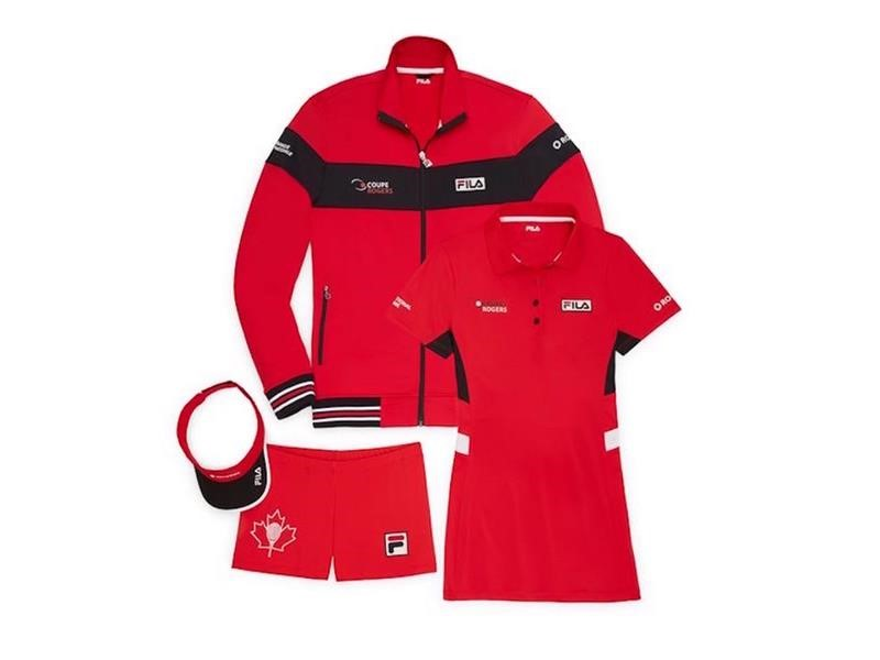<b>FILA</b> Newsmarket : <b>FILA</b> Debuts New Uniform Collection for Rogers ...