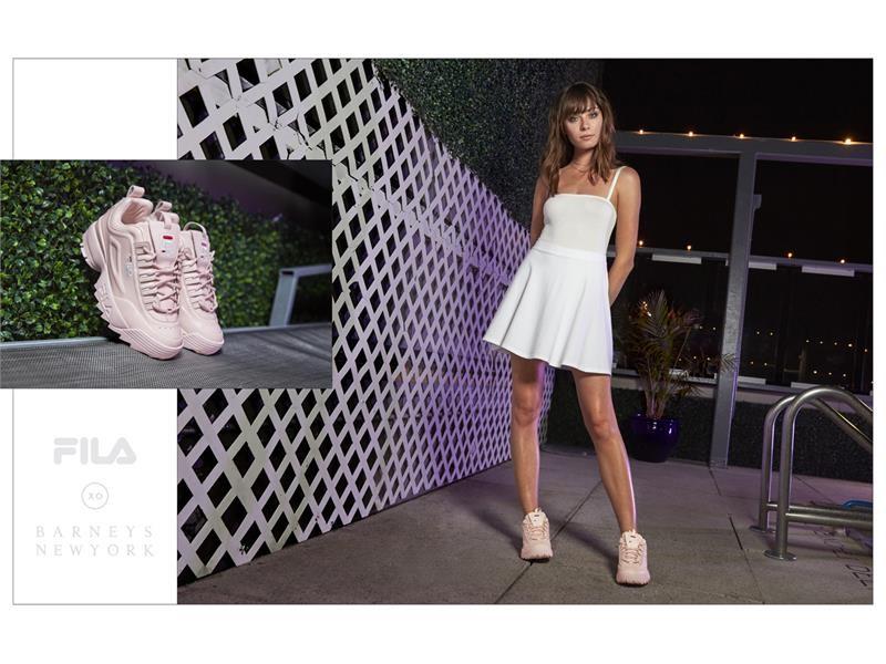 <b>FILA</b> Newsmarket : <b>FILA</b> Launches Women's Footwear Styles ...