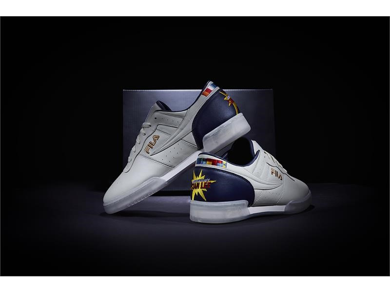 <b>FILA</b> Newsmarket : <b>FILA</b> Creates Custom Footwear Design for Stan ...