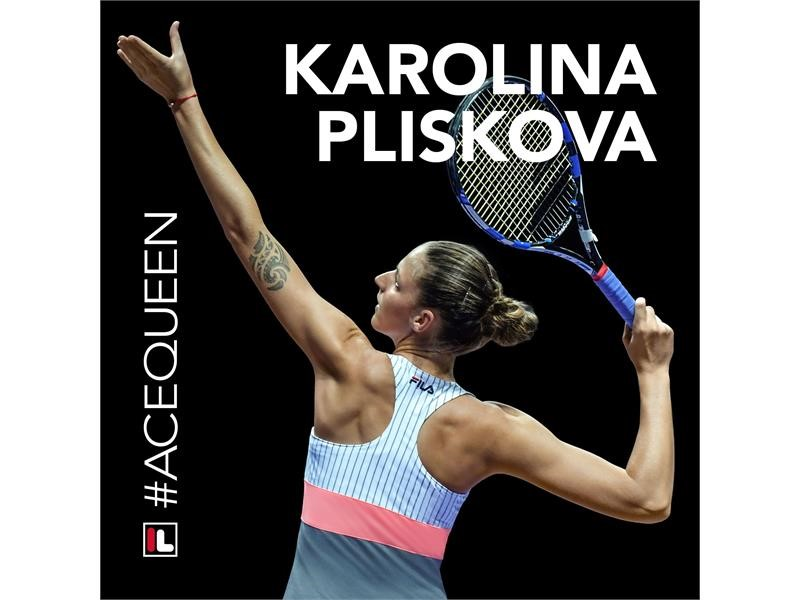<b>FILA</b> Newsmarket : <b>FILA</b> Sponsored Tennis Player Karolina Pliskova ...