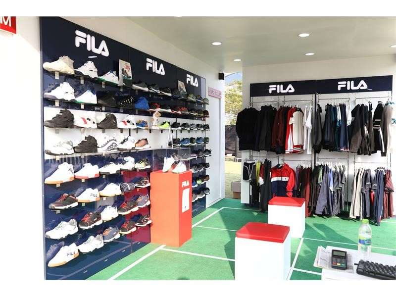 FILA Newsmarket : FILA Becomes Official Apparel and Footwear ...