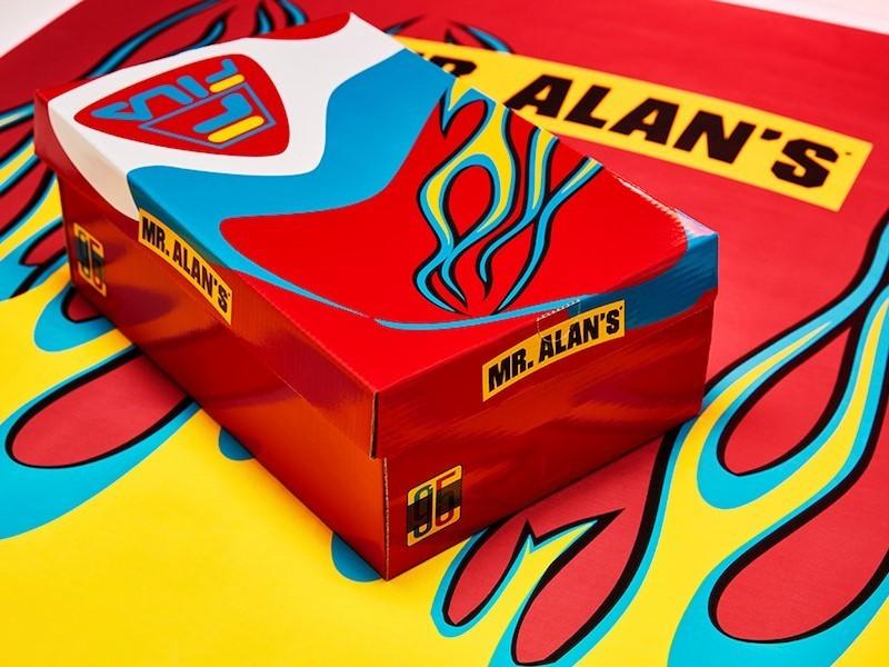FILA Newsmarket : FILA and Mr. Alan's Unveil Limited Edition