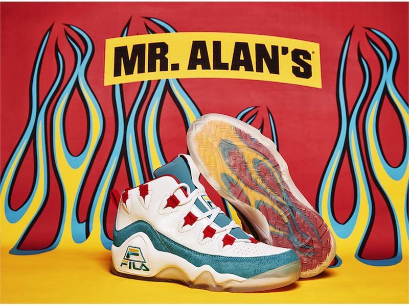 FILA Newsmarket : FILA USA and Mr. Alan's Unveil Limited