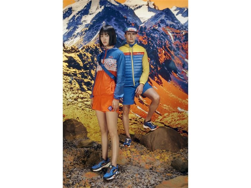 FILA Newsmarket : FILA Introduces the Explore Collection and