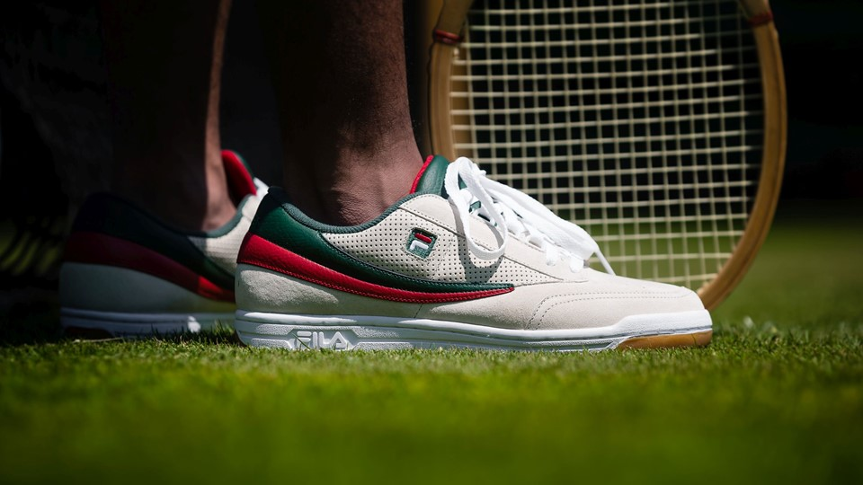 FILA and Packer Shoes Kick Off Limited Edition Sneaker