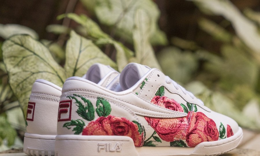 FILA USA Presents the First Women's Footwear Collection for
