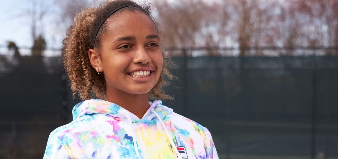 FILA Signs Sponsorship Agreement with Young American Phenom