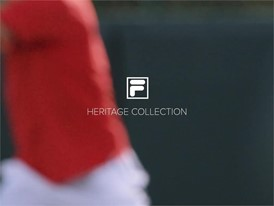 FILA men's Heritage Collection video (30 sec.)