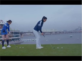 """FILA Golf """"IMPACT 9"""" Videos Have Become a Trending Topic Among Global Sports Fans"""