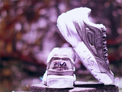 FILA Launches Special-Edition Made in Italy Disruptor 2 Design