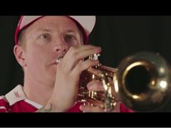 ¡Vettel y Räikkönen dan la nota!