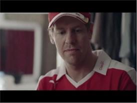 Sebastian Vettel and Arturo on their  DailyRace