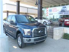 San Antonio Father Received the First Newly- Designed 2015 Ford F-150 Truck