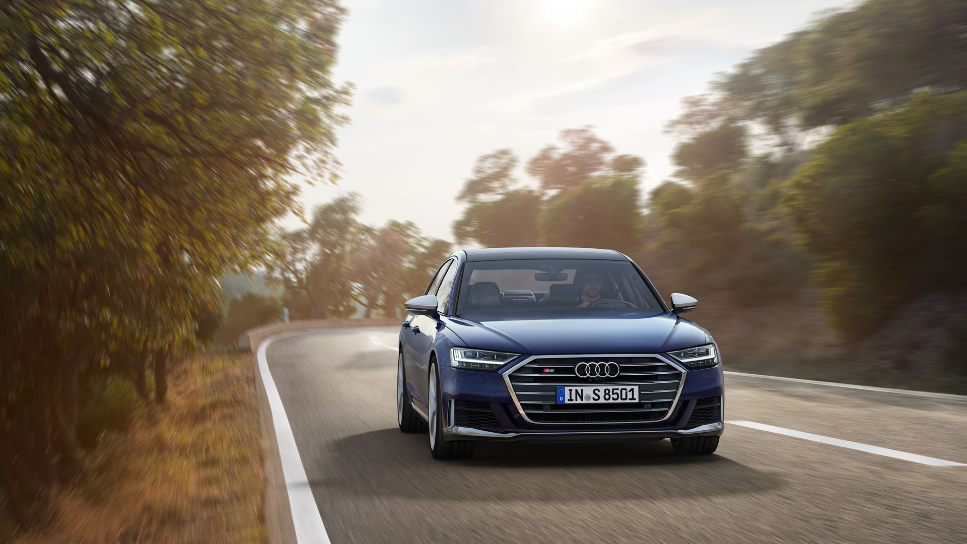 The New Audi S8 Exhilarating Performance In The Luxury Class