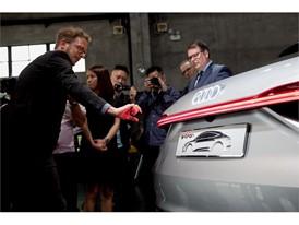 Audi e-tron Sportback Concept 26
