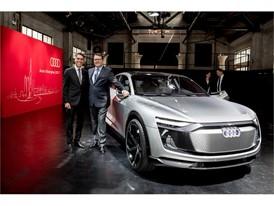Audi e-tron Sportback Concept 25