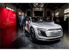 Audi e-tron Sportback Concept 24