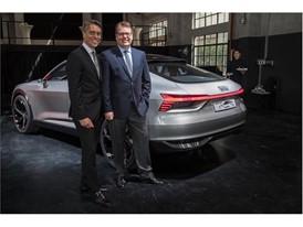 Audi e-tron Sportback Concept 15