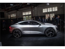 Audi e-tron Sportback Concept 4