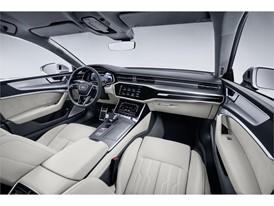New Audi A7 Sportback Interior