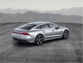 New Audi A7 Sportback back