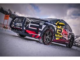 Audi e-tron Hill Climb