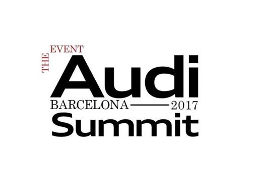 Audi Barcelona Summit 2017
