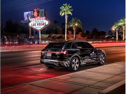 Audi CES e-tron