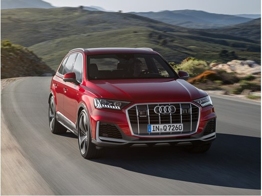 thenewsmarket com : Taken to the next level: new edition of the Audi Q7