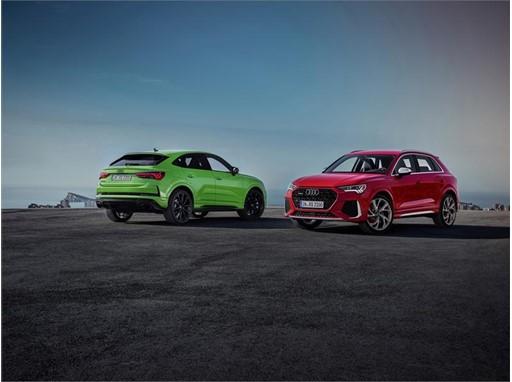 Audi RS Q3 and RS Q3 Sportback