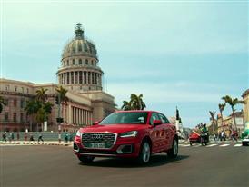 Audi Q2 Cuba Footage DE