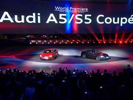 Audi A5 Coupé Weltpremiere 3min Newsmarket ENG
