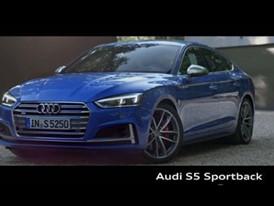 S5 Sportback Footage 2016