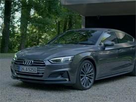 Audi A5 S5 Sportback Trailer 2016 DE