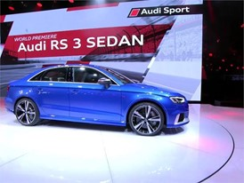 Rough Cut Audi Sport PK